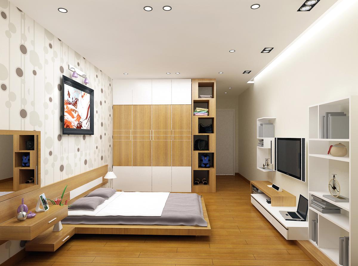 Image result for nội thất 2 phòng ngủ - Hiện đại phá cách mọi không gian.