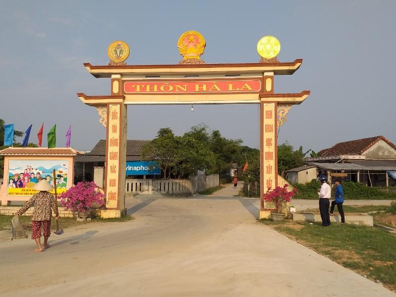 Quảng Trị: Một ngày trên khu dân cư tiêu điểm nông thôn kiểu mẫu