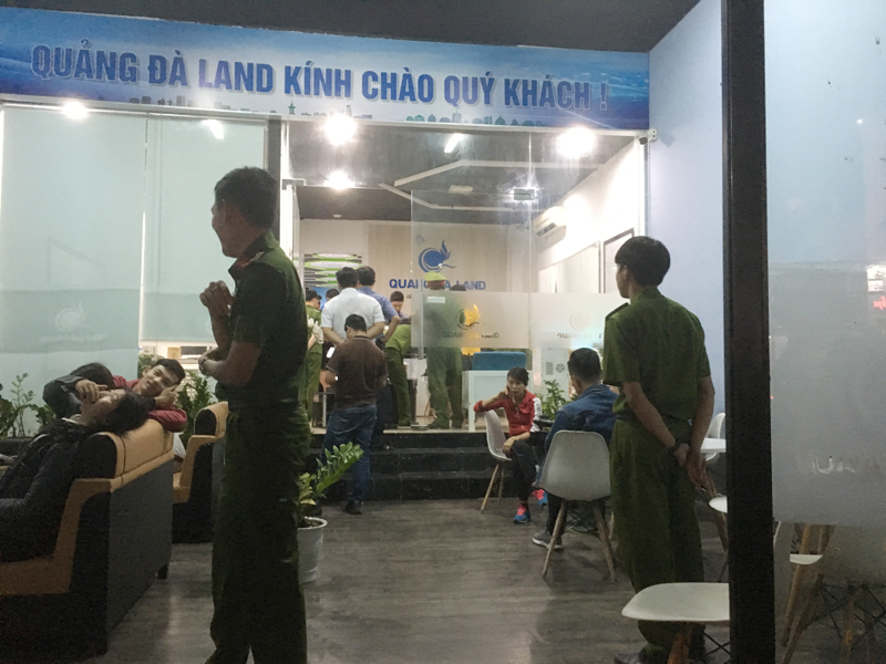 Đà Nẵng: Truy thu gần 40 tỷ đồng từ vụ lừa đảo mua đất của Cty Quảng Đà