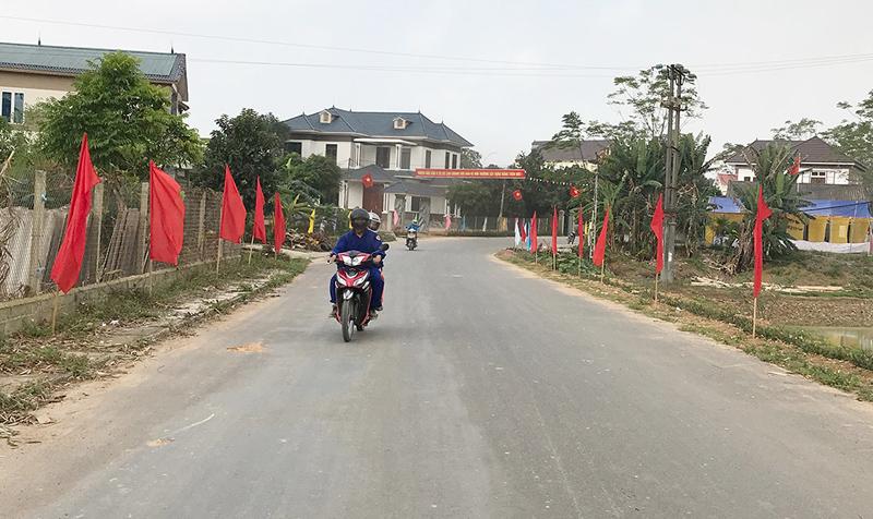 Thanh Ba (Phú Thọ): Xã Vân Lĩnh về đích xây dựng nông thôn mới