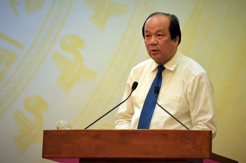 Nội dung họp báo Chính phủ thường kỳ tháng 4