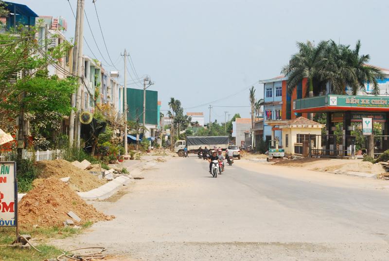 Quảng Ngãi: Phân bổ trên 190 tỷ đồng xây dựng nông thôn mới