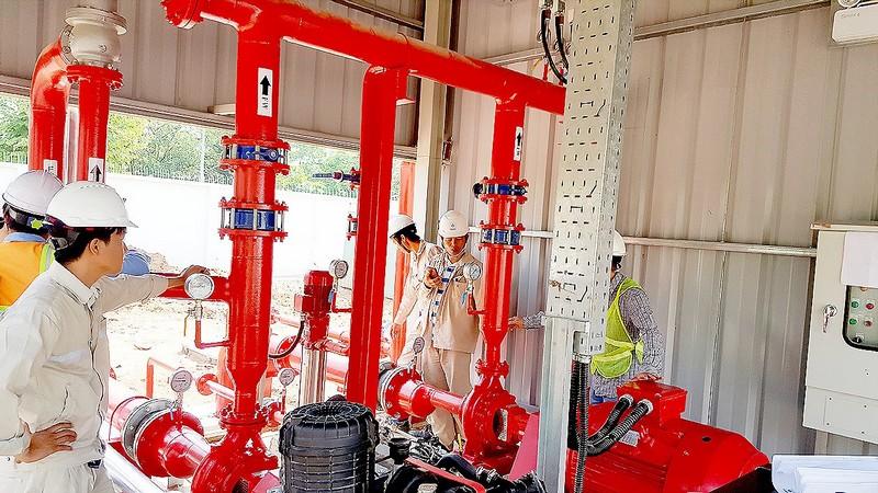 Điều kiện đối với cơ sở thi công thiết bị phòng cháy, chữa cháy