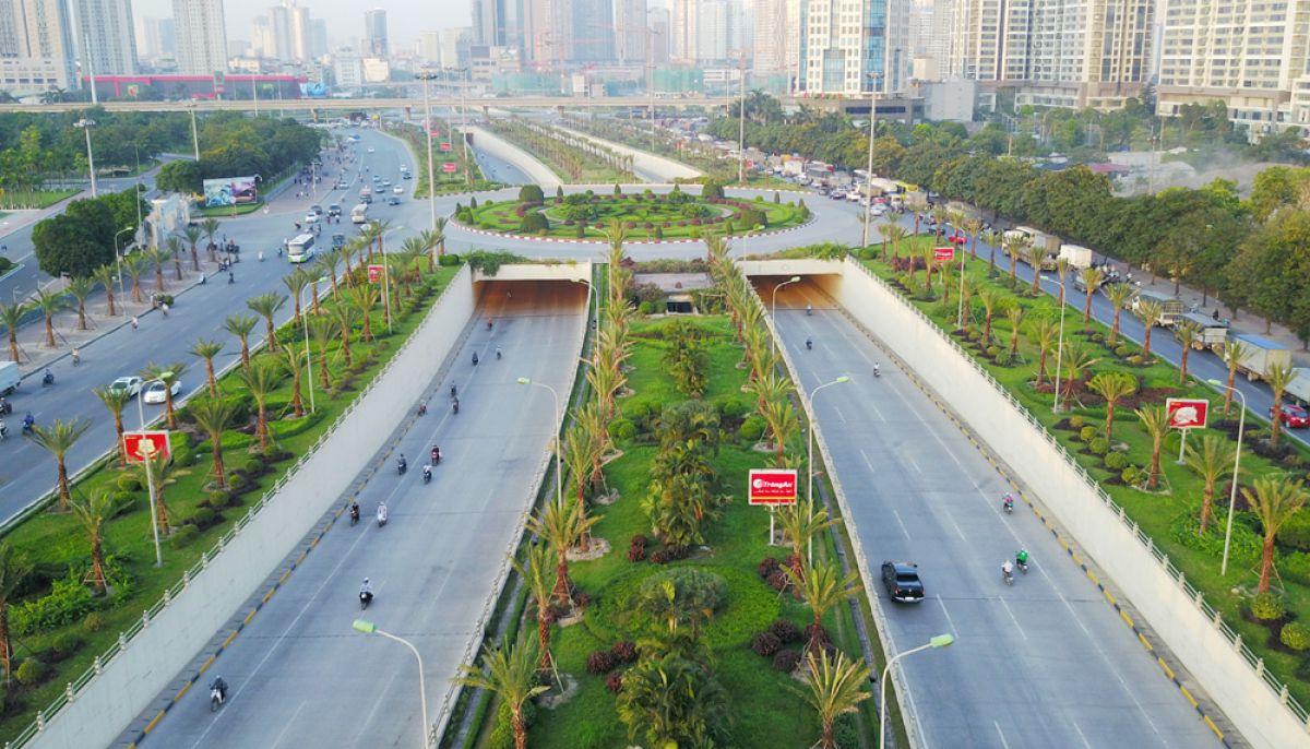 Xác định tỷ trọng giá trị hạng mục san nền trong suất vốn đầu tư xây dựng công trình hạ tầng kỹ thuật khu đô thị