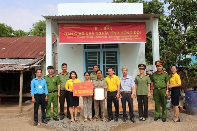 Hỗ trợ nhà ở cho người có công với cách mạng tại Bình Phước