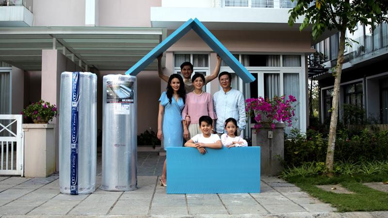 Cool Foam XPS: Vật liệu cách nhiệt lý tưởng của các tòa nhà