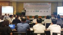 Hội thảo Tái chế và Quản lý phế thải xây dựng của dự án SATREPS