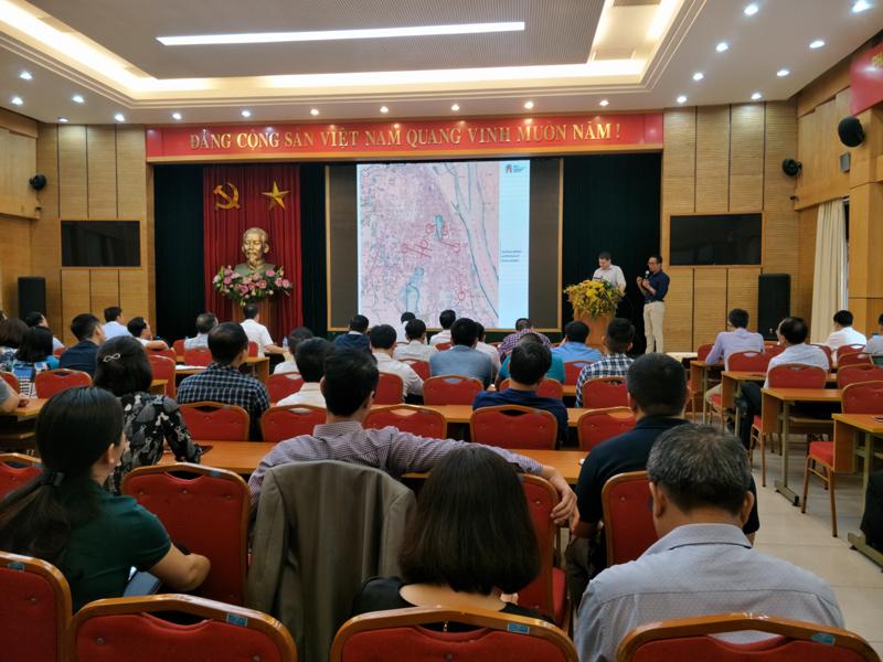 Hoàn Kiếm (Hà Nội): Tập huấn công tác quản lý trật tự xây dựng