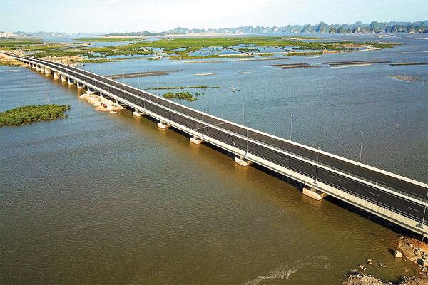 Góp ý thẩm định Báo cáo nghiên cứu tiền khả thi Dự án xây dựng tuyến đường bộ ven biển