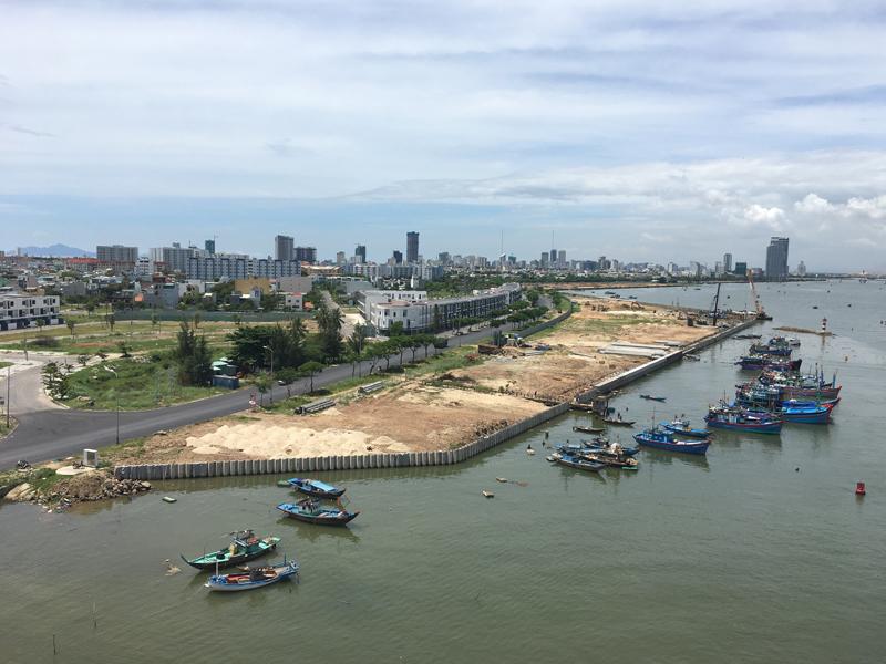 Đà Nẵng: Sẽ điều chỉnh quy hoạch dự án bất động sản và bến du thuyền Marina Complex