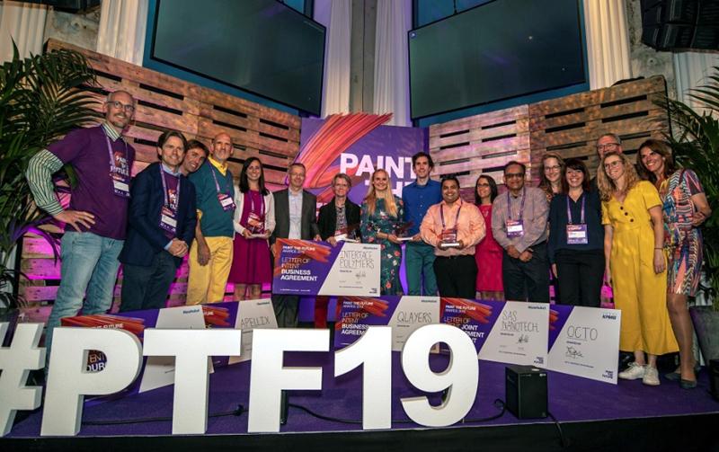 AkzoNobel công bố 6 startup ngành Sơn xuất sắc nhất cuộc thi Paint the Future