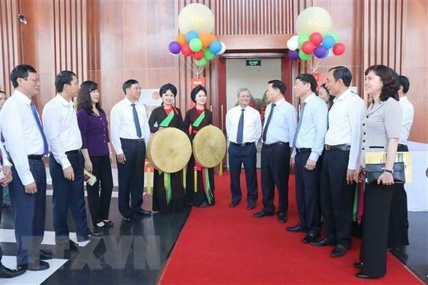 Khánh thành Công trình Nhà hát Dân ca quan họ Bắc Ninh