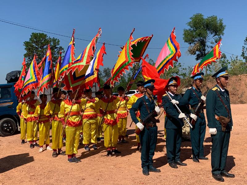 Lễ về nguồn tưởng nhớ quốc tổ Hùng Vương