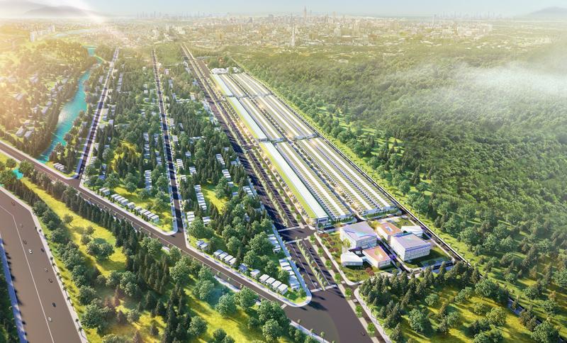 Cty bất động sản Bright Land: Ra mắt dự án Megacity tại Kon Tum