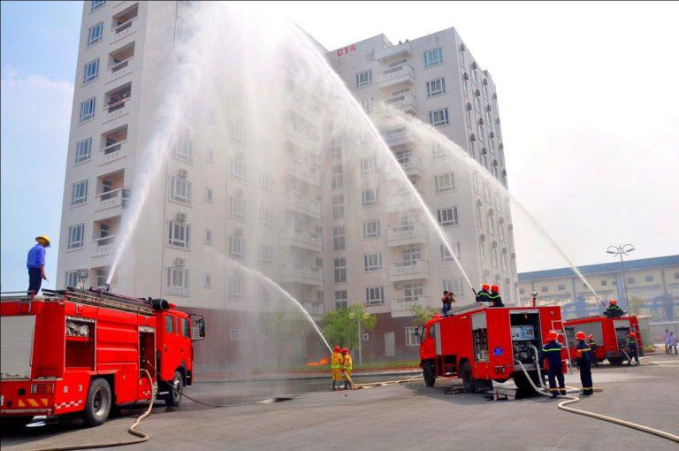 Thủ tướng Chính phủ chỉ đạo tăng cường công tác phòng cháy, chữa cháy