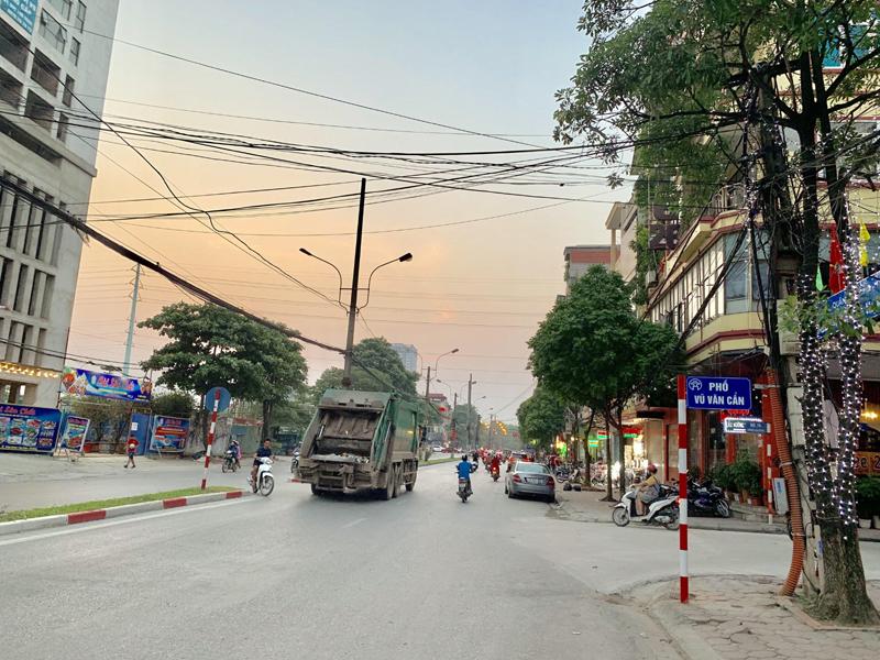 Hà Nội: Hà Đông có hai tuyến phố mới