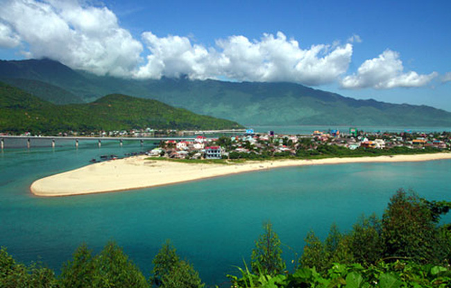 Thừa Thiên-Huế: Xây dựng khu vực Lăng Cô - Cảnh Dương thành khu du lịch quốc gia