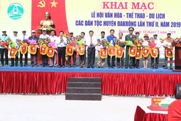 Quảng Trị: Tưng bừng Lễ hội văn hóa - thể thao - du lịch các dân tộc huyện Đakrông lần thứ II