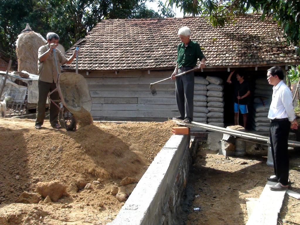 Phê duyệt điều chỉnh, bổ sung Đề án hỗ trợ người có công với cách mạng về nhà ở trên địa bàn tỉnh Hà Giang