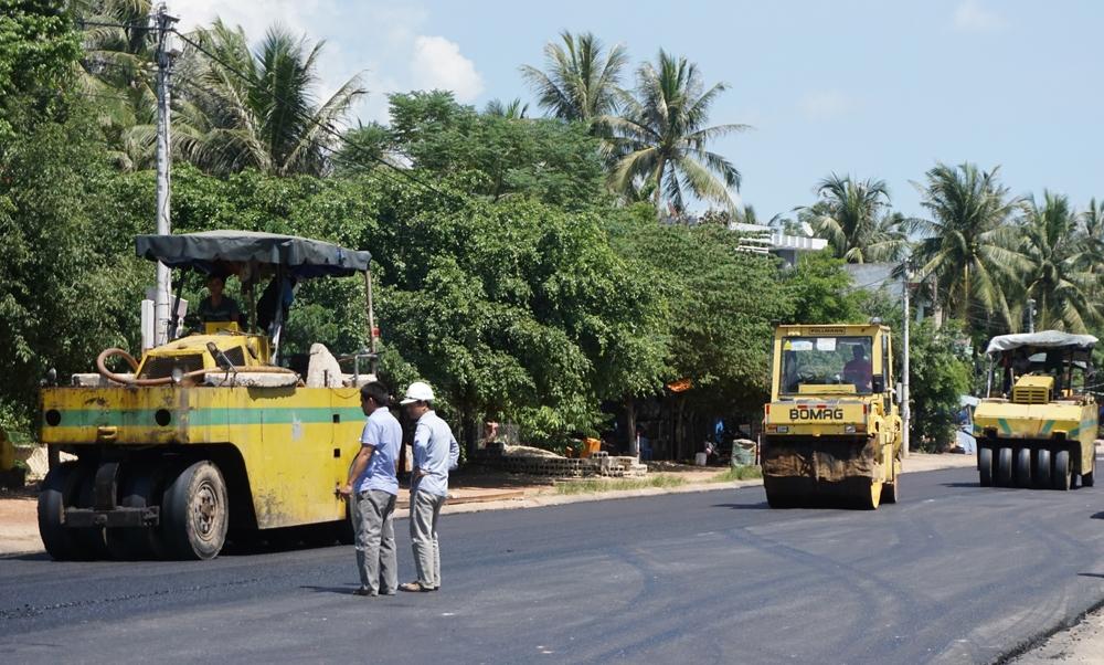 Nỗ lực giải ngân các dự án giao thông