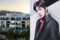 Jin (BTS) tặng nhà triệu USD cho bố mẹ