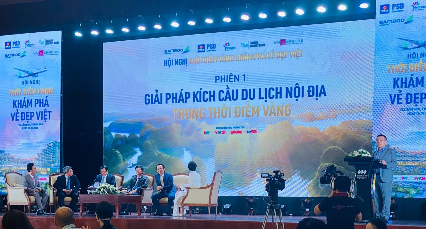 Kích cầu du lịch nội địa: Thời điểm vàng khám phá vẻ đẹp Việt