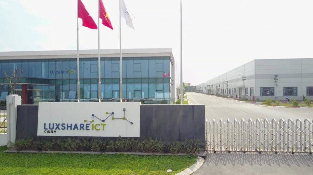 Công ty Luxshare-ICT lại bị xử phạt 340 triệu đồng do không lập lại báo cáo đánh giá tác động môi trường