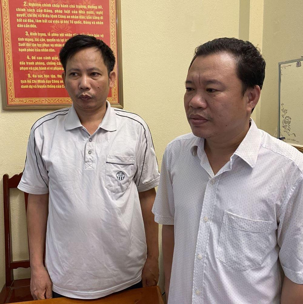 Thanh Hóa: Bí thư Đảng ủy xã và cán bộ địa chính bị tạm giam 4 tháng