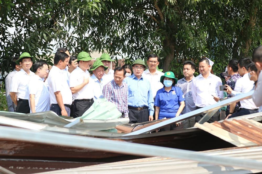 Thành phố Hồ Chí Minh: Tăng cường phối hợp để kiểm soát trật tự xây dựng