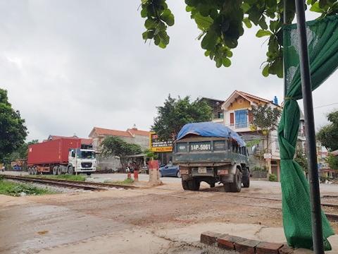bac giang can xu ly triet de viec tap ket kinh doanh vat lieu xay dung khong phep