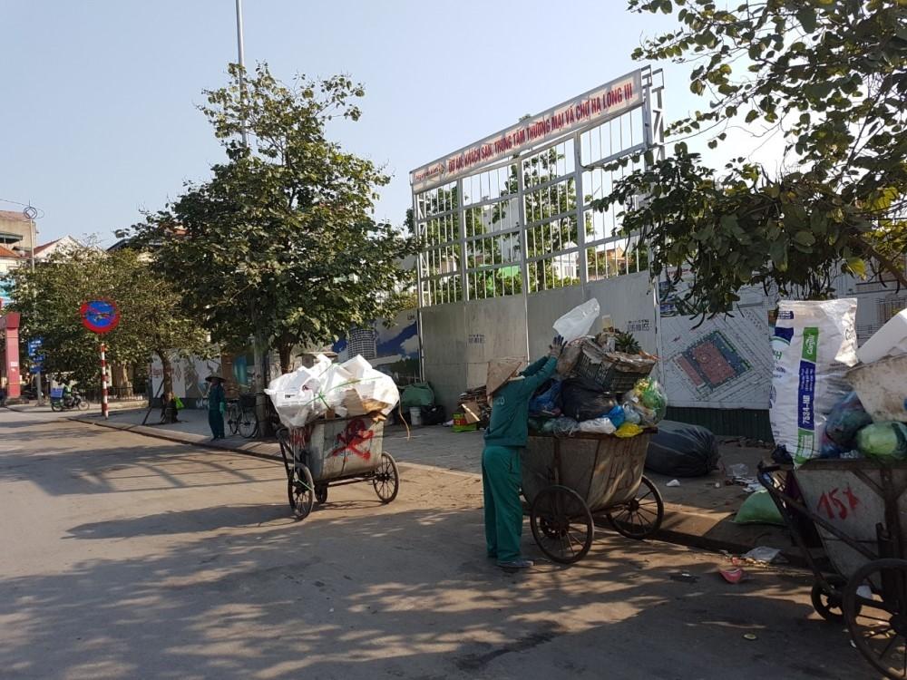Hạ Long (Quảng Ninh): Một khu phố nhỏ, hai dự án lớn biến thành bãi chứa rác