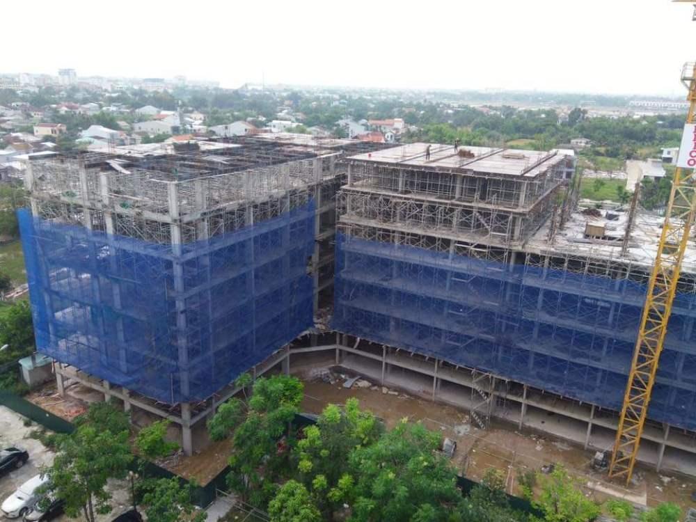Thừa Thiên - Huế: Rơi từ tầng 4 chung cư Aranya, một người tử vong