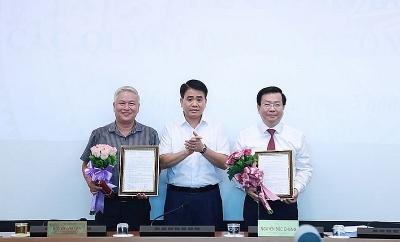 Hà Nội có tân Giám đốc Sở Xây dựng