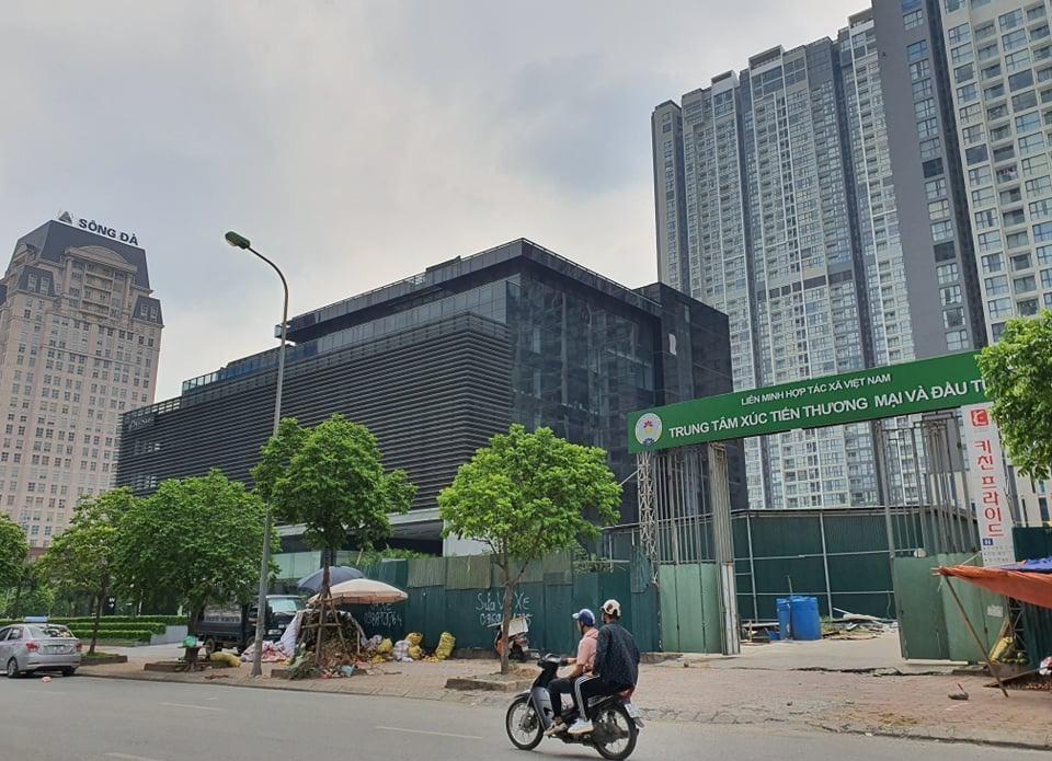 """Hà Nội: Sẽ thu hồi khu """"đất vàng"""" đã giao cho Liên minh Hợp tác xã Việt Nam nhưng đang sử dụng sai mục đích"""