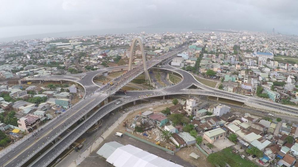 Quốc hội đồng ý bố trí nguồn vốn thanh toán cho Dự án nút giao thông khác mức ngã ba Huế