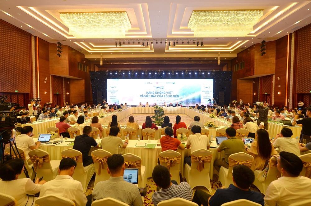 Cục Hàng không Việt Nam: Không hạn chế cấp phép các chuyến bay nội địa
