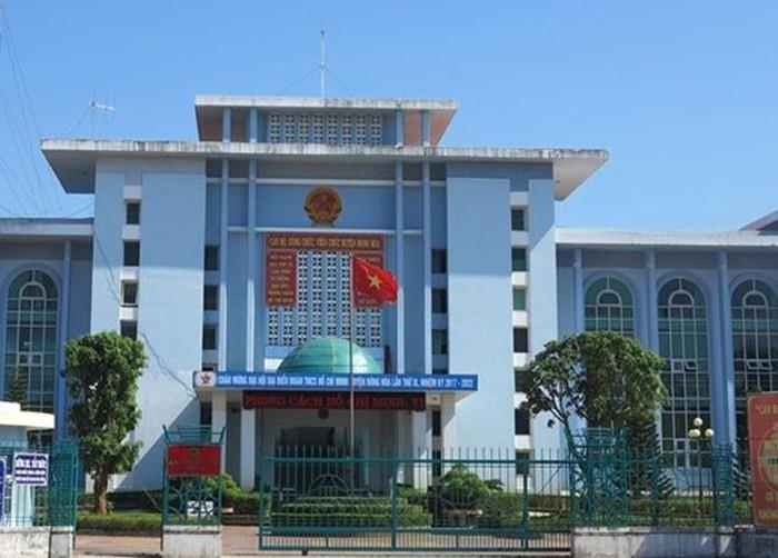 Phú Yên: Khởi tố nguyên Phó Chủ tịch UBND huyện Đông Hòa