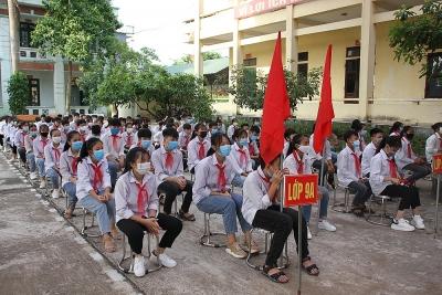 Vĩnh Phúc: Học sinh nghỉ học từ ngày 3/5 đến hết ngày 8/5/2021