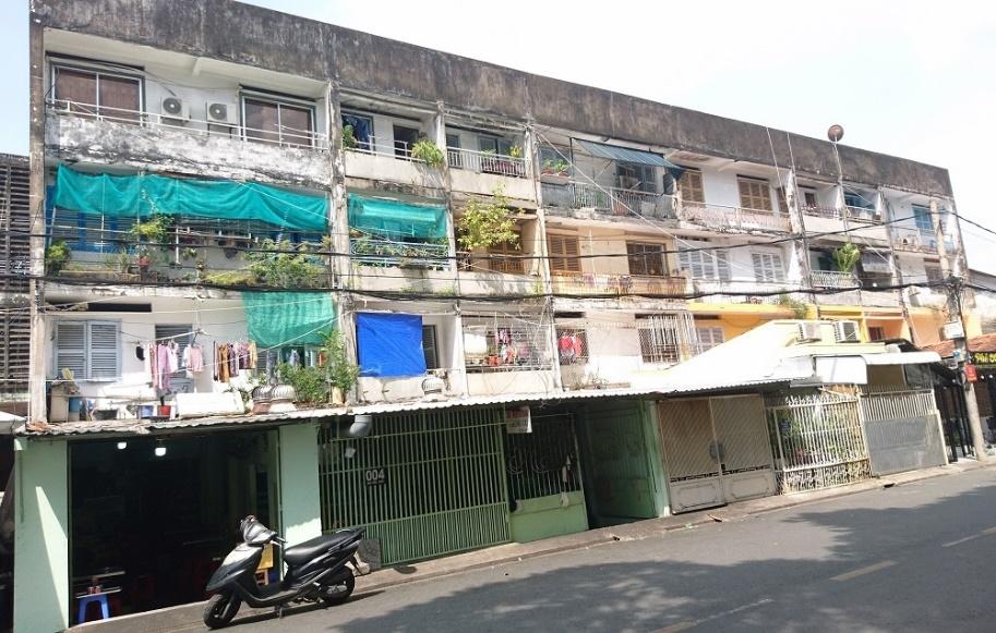 Cần Thơ: Mời gọi đầu tư cải tạo, xây dựng lại chung cư Ngô Hữu Hạnh và dãy 18 căn phố lầu