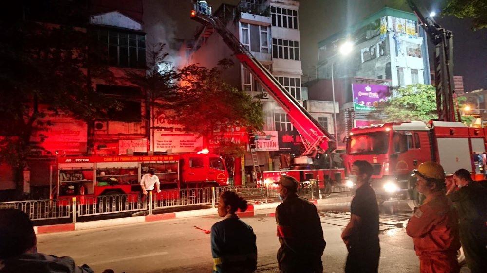 Hà Nội tăng cường phòng chống cháy, nổ tại nhà ở kết hợp sản xuất, kinh doanh