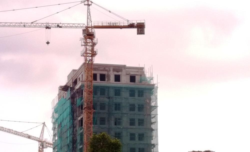 Hải Phòng: Đảm bảo an toàn công trình xây dựng trong mùa mưa bão