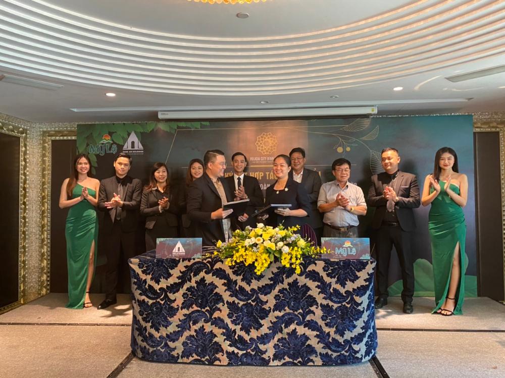 Thiên An Holdings trở thành đơn vị phân phối Felicia City Bình Phước