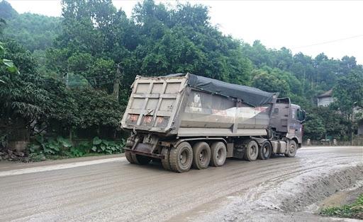 Yên Bái cần quyết liệt trong kiểm soát xe quá tải