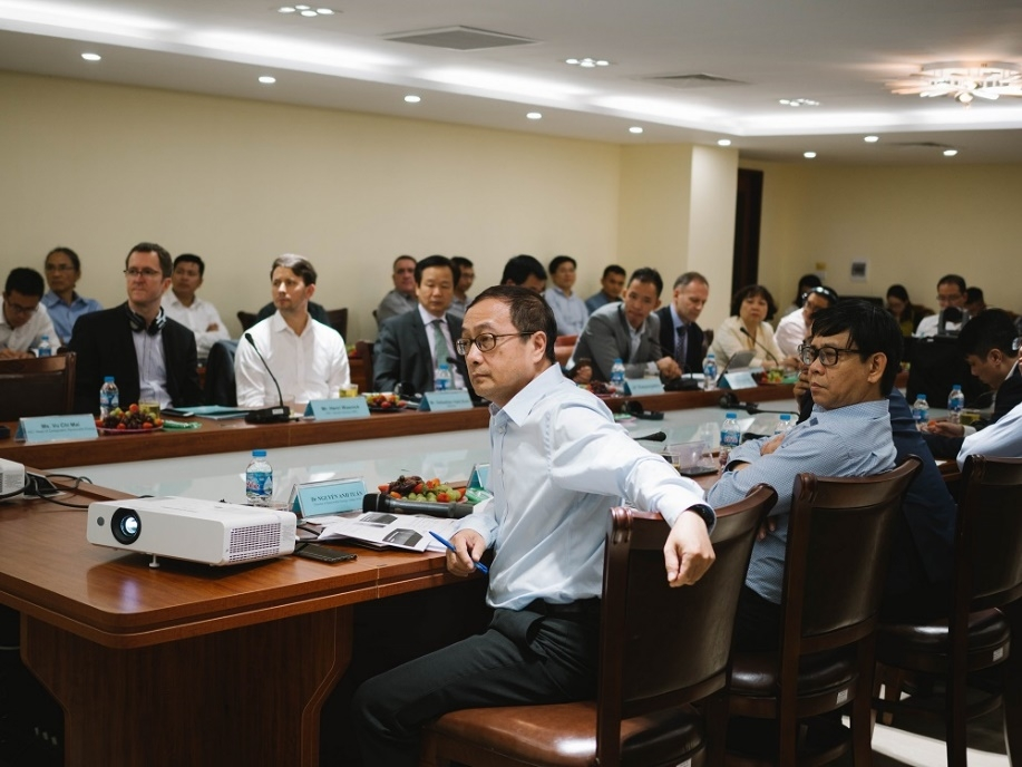 Hội thảo quản lý điện gió ngoài khơi và chuỗi cung ứng