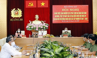 Chủ tịch QH dự phát lệnh ra quân bảo đảm an ninh, trật tự ngày bầu cử