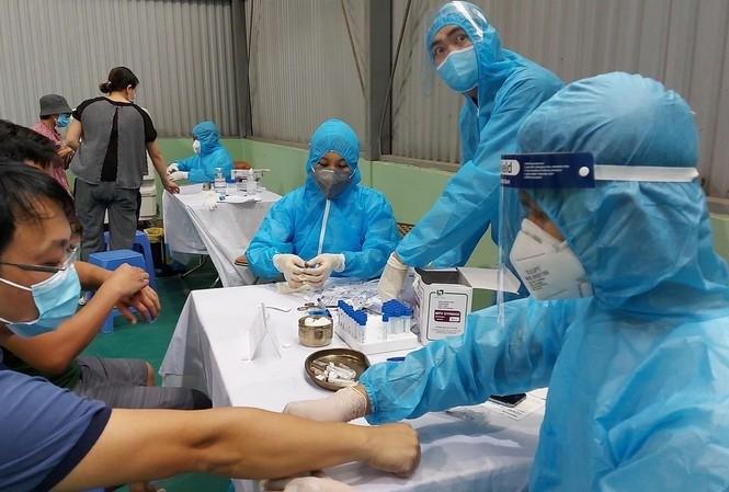 Hà Nội: Tăng cường công tác phòng chống dịch COVID-19 tại các khu công nghiệp, khu chế xuất