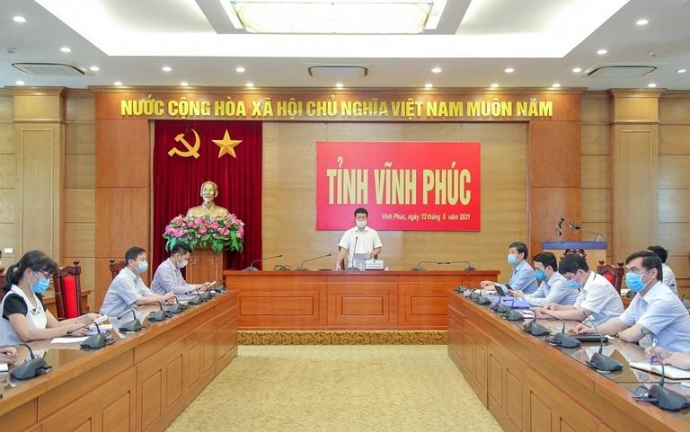 vinh phuc bat buoc xet nghiem covid 19 cho 100 nguoi lao dong o cac khu cong nghiep