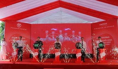 Thành phố Vinh (Nghệ An): Khai trương trung tâm điều hành đô thị thông minh