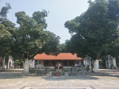 Đền thờ Hai Bà Trưng: Điểm đến du lịch hấp dẫn huyện Mê Linh
