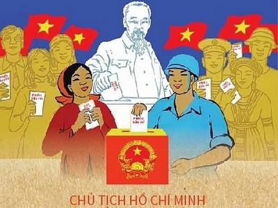 Những lời dạy của Chủ tịch Hồ Chí Minh về lá phiếu cử tri